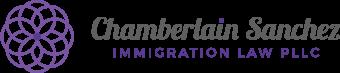 chamerblain sanchez logo