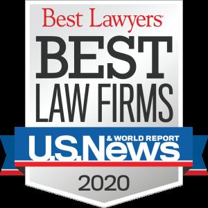 Best Law Firms 2020 – chamberlain Sanchez Immigration Law